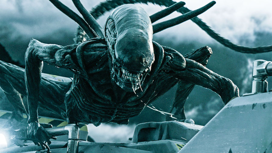 'Alien: Covenant' Blu-Ray Review