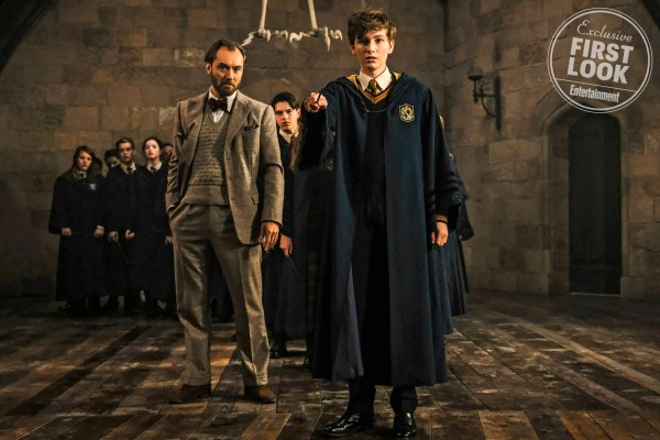 Fantastci Beasts: the Crimes of Grindelwald