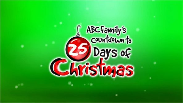 It's Beginning to Look A Lot like '25 Days of Christmas' as ABC Network Celebrates The Holidays