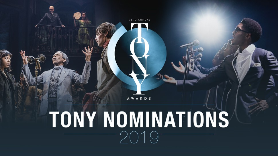 Tony Awards 2019
