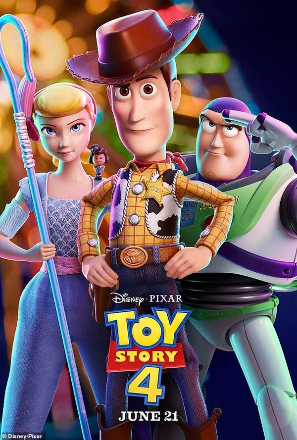 pixar, Toy Story 4