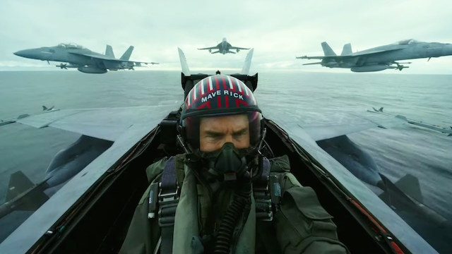 Comic-Con 2019 Top Gun: Maverick Trailer