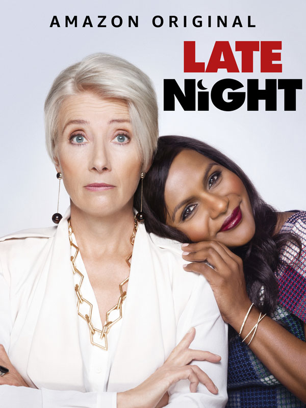 Late Night Is Coming To Prime Video On September 6th